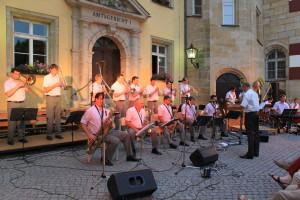 Orquestra Municipal de Imigrante Hersbruck Konzert 012