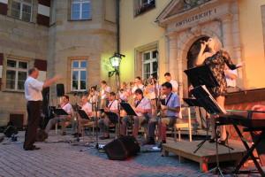 Orquestra Municipal de Imigrante Hersbruck Konzert 024