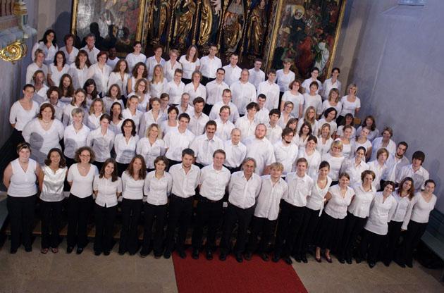 Bild des Chor's