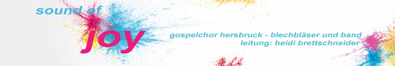 Sound of Joy - Gospelchor Hersbruck
