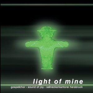 """CD-Cover """"light of mine"""""""